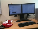Two screens :P